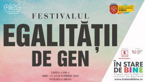 festivalul egalitatii de gen